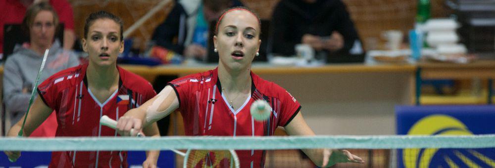 Czech Junior třetí místo pro Denisu Šikalovou.