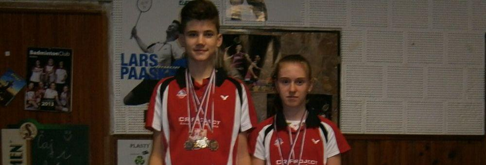 Výsledky víkendových mládežnických turnajů.