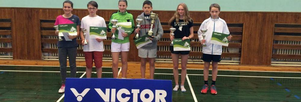Výsledky 11.ročníku turnaje VICTOR CUP.