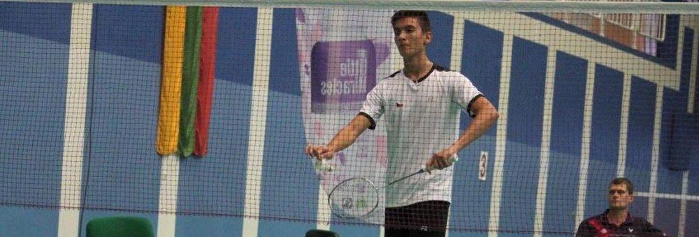 Cristian Savin druhý na Kazakhstan Junior.