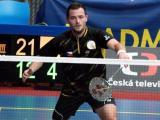 Čtveřice hráčů na turnaji Czech Open.