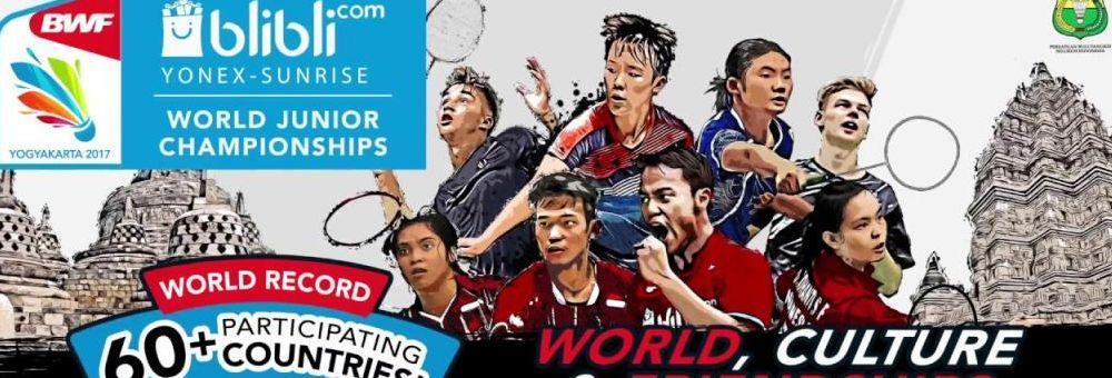 V Indonésii začíná Mistrovství světa juniorů.