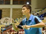 Cristian Savin vyhrál anketu Sportovec kraje v kategorii junior.