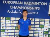 Cristian Savin končí na Mistrovství Evropy v 1.kole.