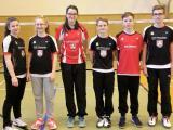 Výsledky oblastního turnaje juniorů.