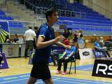 Cristian Savin v Polsku skončil v 1.kole.