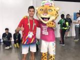 Cristian Savin o olympiádě:
