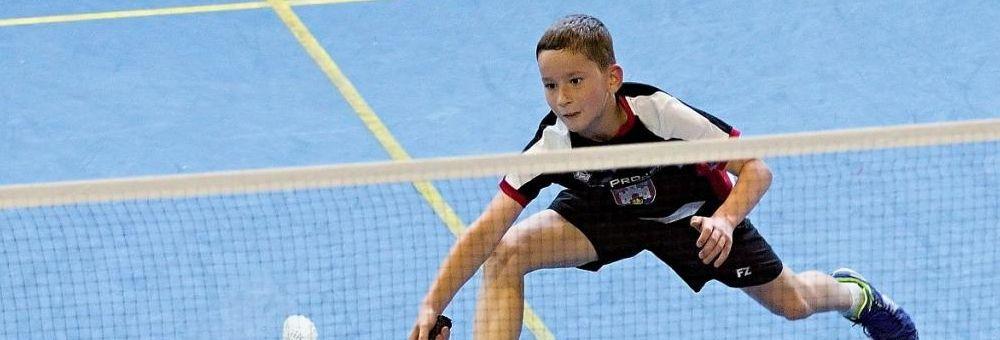 Václav Simon vítězem čtyřhry na turnaji GPC U15.