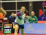 Mladí benátečtí badmintonisté startovali v Řecku.