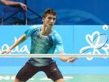 Cristian Savin na Evropských hrách bez vítězství.
