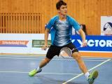 Rozhovor Cristiana Savina pro Badminton Europe.