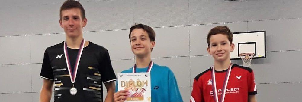 Výsledky republikového turnaje GPB U15.