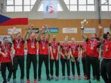 Extraliga: Benátky obhájily mistrovský titul.