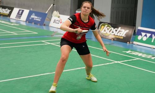 Kateřina Zuzáková startuje na Mistrovství Evropy juniorů.