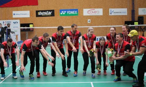 Badmintonový klub má nového generálního partnera.