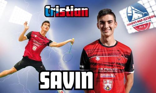 Málo turnajů a dost zranění. Byl to náročný rok, říká  Cristian Savin.