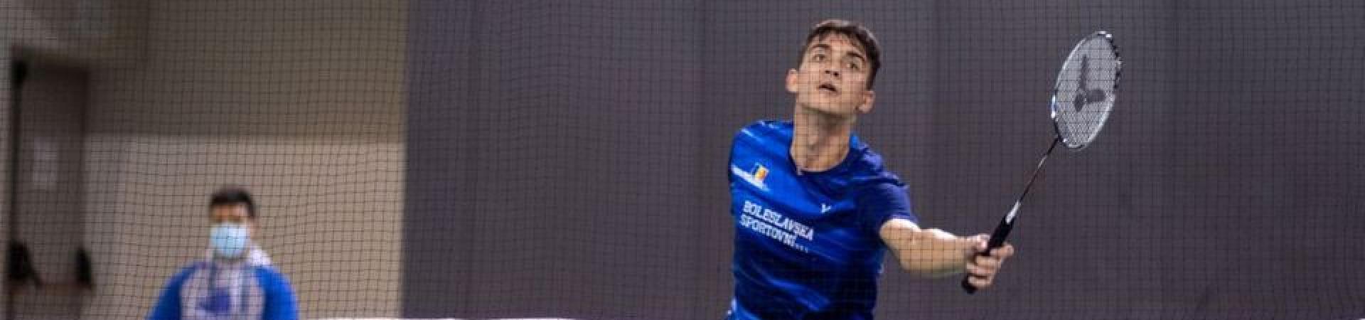 Cristian Savin v Litvě skončil ve 2.kole.