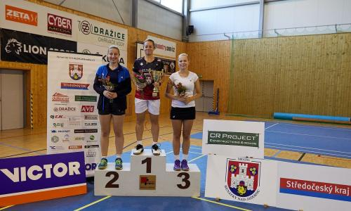 Vítězi turnaje Benátecký pohár Körösi a Sirant.